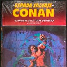 Cómics: LA ESPADA SALVAJE DE CONAN COLECCIONABLE Nº 76 NUEVO. Lote 152034706