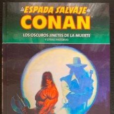 Cómics: LA ESPADA SALVAJE DE CONAN COLECCIONABLE Nº 84 NUEVO . Lote 152041578