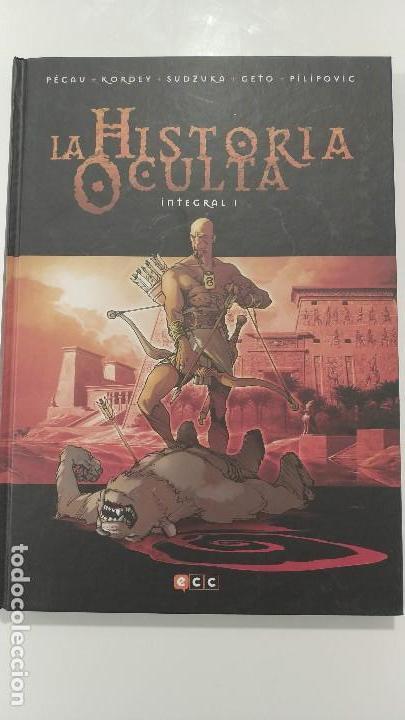 LA HISTORIA OCULTA INTEGRAL 1 (ECC) (Tebeos y Comics - Planeta)