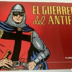 Cómics: EL GUERRERO DEL ANTIFAZ, FOLLETO PUBLICITARIO DE 8 PAGINAS.. Lote 152526632