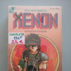Comics - HEAVY METAL WARRIOR XENON COLECCIÓN COMPLETA# - 152516130