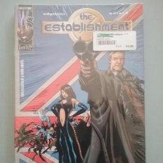 Comics - THE ESTABLISHMENT COMPLETA# - 152519142