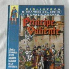 Comics: PRINCIPE VALIENTE 3. HAROLD FOSTER. 1940-1942. PLANETA. Lote 152813378