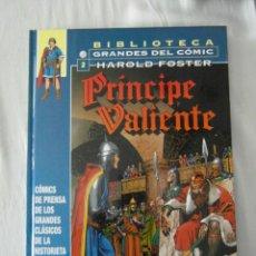 Cómics: PRINCIPE VALIENTE 2. HAROLD FOSTER. 1938-1940. PLANETA. Lote 152814422