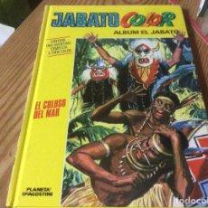 Comics : JABATO COLOR Nº 13. EL COLOSO DEL MAR. Lote 152964054