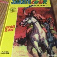 Comics : JABATO COLOR, ALBUM EL JABATO Nº 1, EDITORIAL PLANETA. Lote 152965802