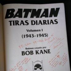 Cómics: BATMAN. TIRAS DIARIAS. VOLUMEN I. (1943-1945) PLANETA 1995. Lote 153199721