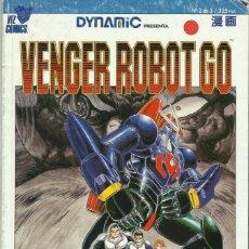 Cómics: VENGER ROBOT GO. Lote 153500434