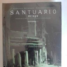 Cómics: SANTUARIO REDUX INTEGRAL 1#. Lote 153550878