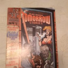 Cómics: TOMORROW STORIES Nº 2 - ALAN MOORE'S. Lote 153576822