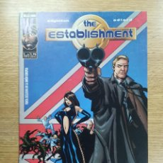 Cómics: THE ESTABLISHMENT #1. Lote 153965381