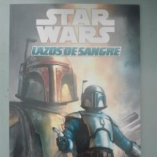 Cómics: STAR WARS LAZOS DE SANGRE #. Lote 154118774