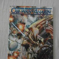 Comics: STAR WARS. OBI-WAN & ANAKIN 2 DE 5. PLANETA. NUEVO. Lote 154367022
