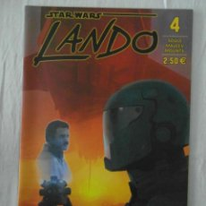 Comics: STAR WARS. LANDO 4. PLANETA. NUEVO. Lote 154369354