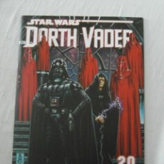 Comics: STAR WARS. DARTH VADER 20. PLANETA. NUEVO. Lote 154378106