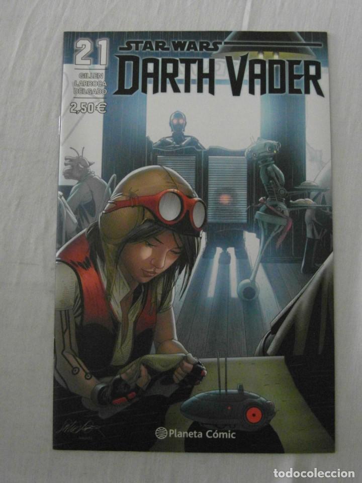 STAR WARS. DARTH VADER 21. PLANETA. NUEVO (Tebeos y Comics - Planeta)