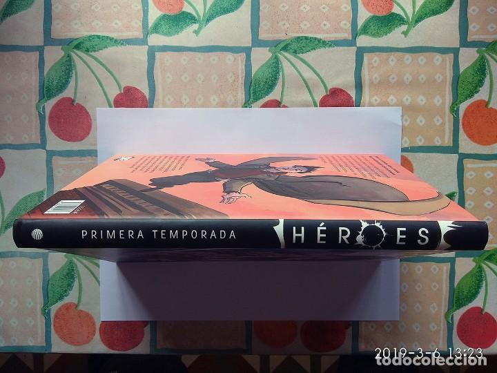 Cómics: Lote 2 cómics: Héroes, Primera Temporada + Terminal City (línea Vertigo) - Foto 5 - 154389398