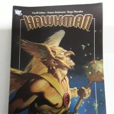 Cómics: HAWKMAN - EL VUELO INTERMINABLE VOL. 1 - ED PLANETA. Lote 154567868