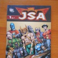 Cómics: JSA VOLUMEN 1 TOMO Nº 1 - DC - PLANETA (EZ). Lote 154780914