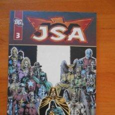 Cómics: JSA VOLUMEN 1 TOMO Nº 3 - DC - PLANETA (EZ). Lote 154781550