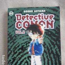 Cómics: DETECTIVE CONAN ESPECIAL VOL 2 Nº 44 - GOSHO AOYAMA / PLANETA / EXCELENTE ESTADO. Lote 154843038