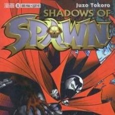 Cómics: SHADOWS OF SPAWN #5. Lote 245750785