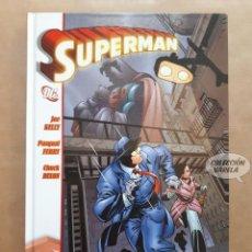 Comics: SUPERMAN DE PASQUAL FERRY - PLANETA - CARTONÉ. Lote 155263946