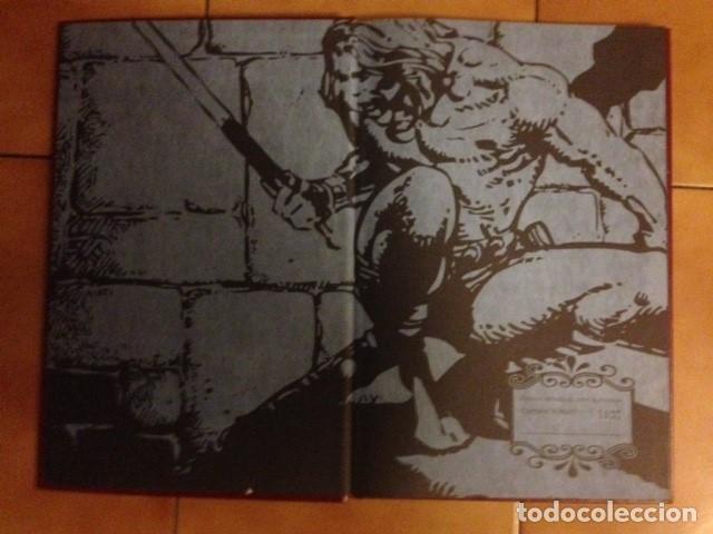Cómics: CONAN EDICION ABSOLUTE CLAVOS ROJOS - HOWARD ROY THOMAS BARRY WINDSOR-SMITH - PLANETA - TIMUN MAS - Foto 2 - 155303594