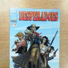 Cómics: DESPERADOES #1. Lote 155624865