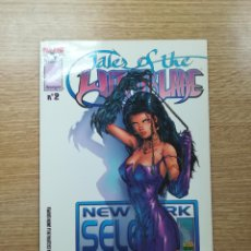 Cómics: TALES OF THE WITCHBLADE #2. Lote 155624921