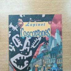 Cómics: LAPINOT #2 COSCORRONES. Lote 155624929