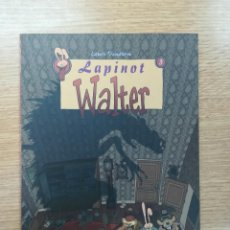 Cómics: LAPINOT #3 WALTER. Lote 155624933