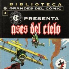 Cómics: ASES DEL CIELO – ACES HIGH. Lote 155735014