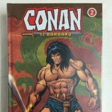 Cómics: CONAN EL BÁRBARO (INTEGRAL) 2 - PLANETA CÓMIC. Lote 155745136