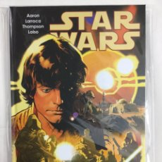 Cómics: STAR WARS. TOMO RECOPILATORIO 5 - AARON, LARROCA, THOMPSON, LAISO - PLANETA CÓMIC. Lote 155759246