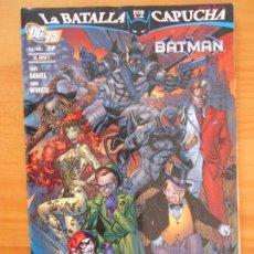 Cómics: BATMAN - Nº 32 - LA BATALLA POR LA CAPUCHA PARTE 2 DE 2 - DC - PLANETA - LEER DESCRIPCION (FF). Lote 155777286
