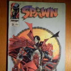 Cómics: COMIC - SPAWN - VOL. 2 - Nº 21 - 1996 - PLANETA AGOSTINI . Lote 155875394