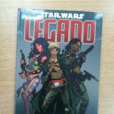 Cómics: STAR WARS LEGADO #1 ROTO. Lote 155939705