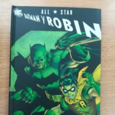 Cómics: ALL STAR BATMAN Y ROBIN. Lote 155939721