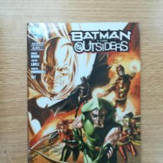 Cómics: BATMAN Y LOS OUTSIDERS #2. Lote 155939769