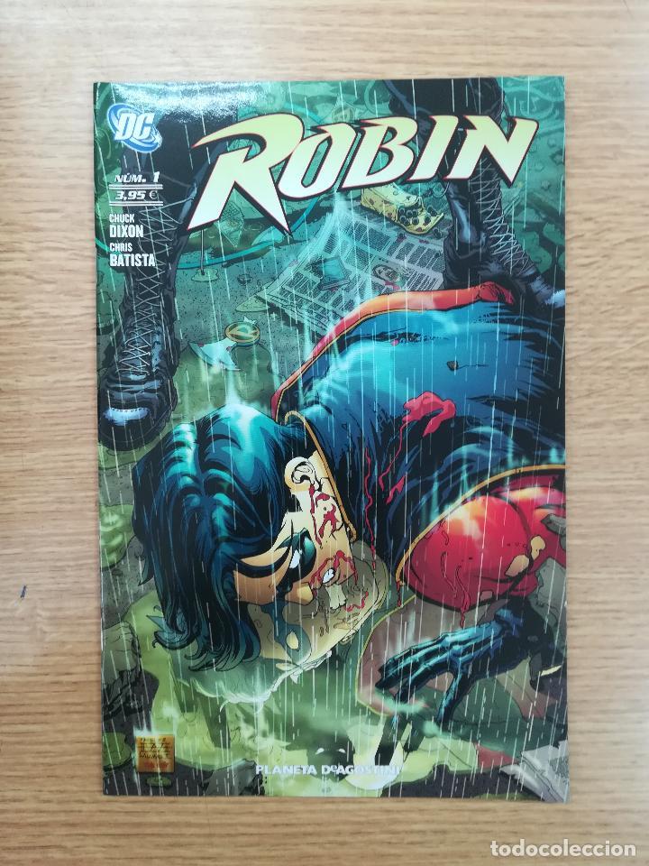 ROBIN #1 (Tebeos y Comics - Planeta)