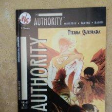 Comics : THE AUTHORITY TIERRA QUEMADA. Lote 156094142