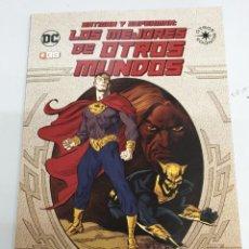 Cómics: BATMAN Y SUPERMAN : LOS MEJORES DE OTROS MUNDOS - JOHN FRANCIS MOORE - BARBARA KESEL / DC - ECC. Lote 156292946