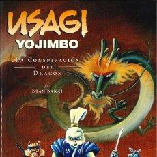 Cómics: USAGI YOJIMBO - PLANETA-DEAGOSTINI NÚMERO 8 (LA CONSPIRACIÓN DEL DRAGÓN). Lote 156359170