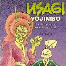 Cómics: USAGI YOJIMBO - PLANETA-DEAGOSTINI NÚMERO 14 (LA MÁSCARA DEL DEMONIO). Lote 156360654