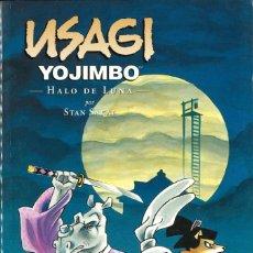 Cómics: USAGI YOJIMBO - PLANETA-DEAGOSTINI NÚMERO 16 (HALO DE LUNA). Lote 156361750