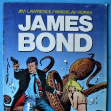 Cómics: JAMES BOND Nº 3 - PLANETA - 1988. Lote 156448570