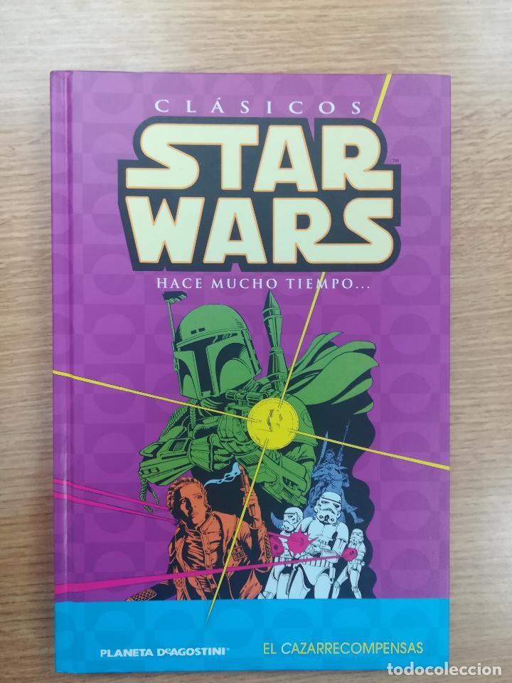 STAR WARS CLASICOS #5 EL CAZARRECOMPENSAS (Tebeos y Comics - Planeta)