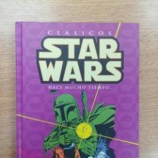 Cómics: STAR WARS CLASICOS #5 EL CAZARRECOMPENSAS. Lote 156517652