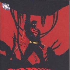 Cómics: SUPERMAN LA BATALLA FINAL - PLANETA - COMO NUEVO - OFI15. Lote 156572346